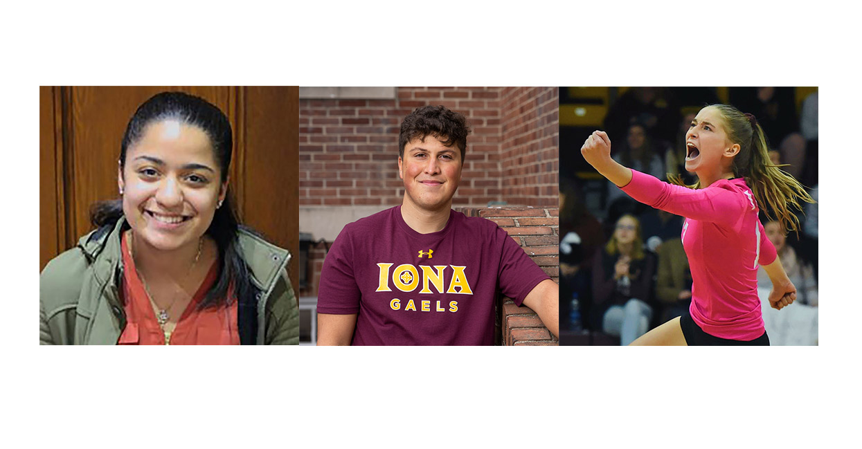 Iona Student Standouts
